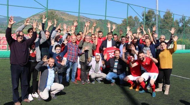 İşitme engelli futbolcular sınır tanımıyor: Hedef Avrupa!