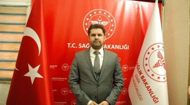 İzmir İl Sağlık Müdürü Op. Dr. M. Burak Öztopn Korona Virüsü Şüphesi ile ilgili açıklama yaptı