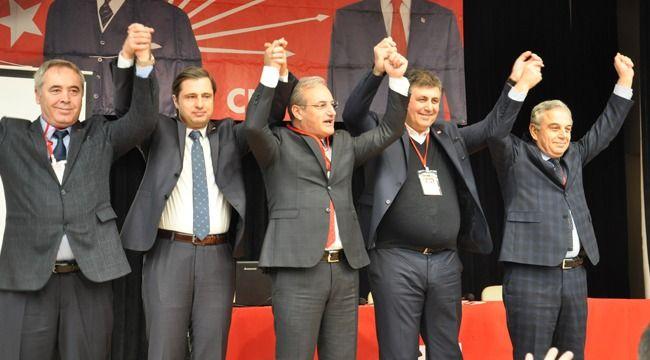 Karşıyaka CHP İlçe Başkanı Murat Serdar Koç Oldu