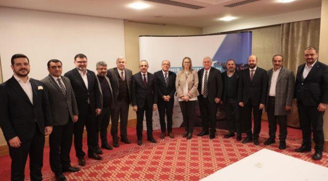 """Kerem Ali Sürekli; """" İzmir için çalışıyoruz, takipteyiz…"""""""