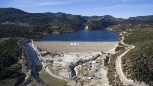 Manisa'ya 17 yılda 15 baraj 10 gölet
