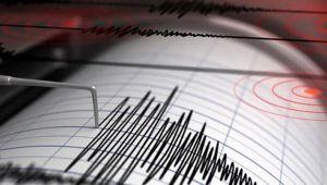 Marmaris açıklarında yine deprem