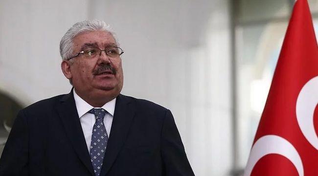 MHP Genel Başkan Yardımcısı Yalçın'dan Deprem Açıklaması