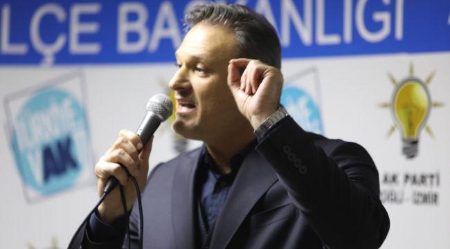 Özalan'dan Başkan Tunç Soyer'e Sert Açıklama