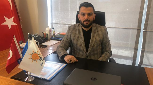 AK Parti Grup Sözcüsü Yusuf Demircioğlu'dan, Başkan Serdar Aksoy'a cevap yağmuru