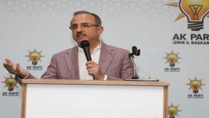 AK Parti İzmir İl Başkanı Kerem Ali Sürekli'den davet;