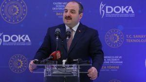 Bakan Varank: Elazığ ve Malatya'daki işletmeler faizsiz kredi kullanabilecek