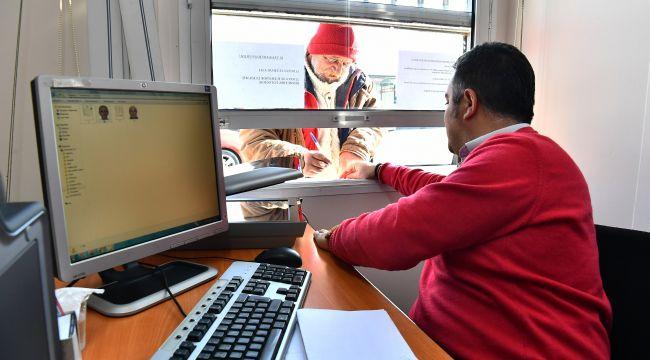 Bostanlı'ya ulaşım kartları için başvuru merkezi