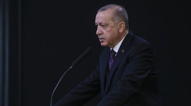Cumhurbaşkanı Erdoğan: Libya'da iki şehidimiz var