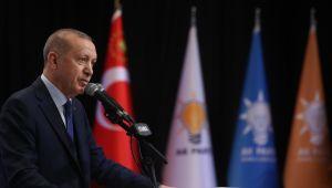 """Cumhurbaşkanı Erdoğan: """"Rejim güçleri, Soçi Muhtırası'nın sınırlarına çekilene kadar İdlib'deki sorun çözülmeyecektir"""""""