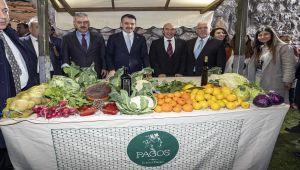 Dünya tarımının temsilcileri İzmir'de buluştu