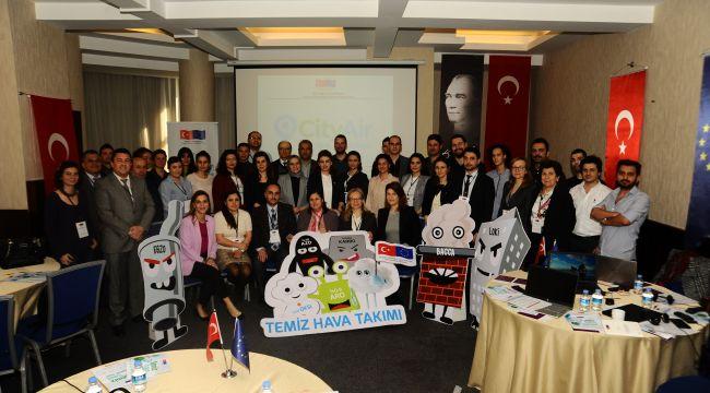 Ege Emisyon Envanteri Çalıştayı İzmir'de Yapılıyor