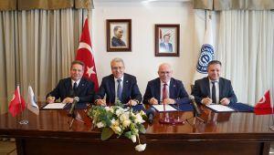 Ege Üniversitesi ile Uşak Üniversitesi arasında iş birliği protokolü