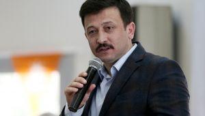 """İkinci Davet Hamza Dağ'dan geldi """"Milletvekillerini ve Büyükşehir Belediye Başkanı'nı bekliyoruz"""""""
