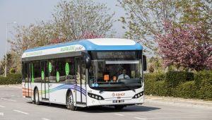 İzmir'de ulaşıma güneş enerjisi desteği