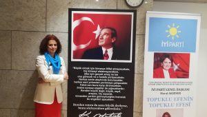 İzmir İYİ Parti İl başkanlığına İlk Aday Güleç Oldu