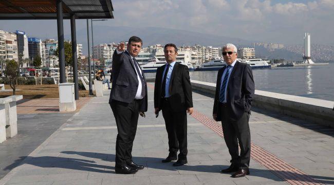 Karşıyaka'ya Deniz taksi müjdesi!