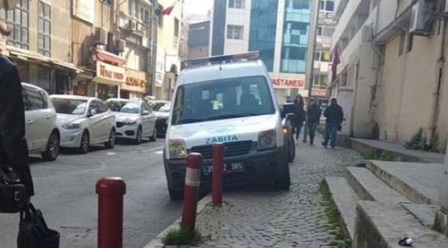 Konak Belediyesi Kendi zabıtasına ceza yazdı