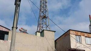 Mahalleli TV İstasyonlarının Kalkması İçin İmza Topladı