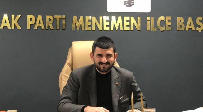 Menemen Belediye Başkanı Hakkında Suç Duyurusu