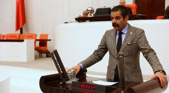 MHP'li Kalyoncu:Dünyanın İlk Standart Kanunu Osmanlı Devleti Yapmıştır!