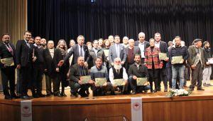Milas Muğla'nın En İyi Zeytin Yağları Yarışmasından Gururlu Döndü