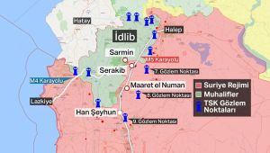 MSB: İdlib'de yapılacak her türlü saldırıya misliyle karşılık verilecek