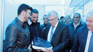 Ödemiş Ayakkabı Festivali başladı