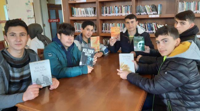 Ülkü Ocaklarından Kütüphane Çağrısı