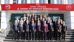 YÖK ile İmzalanan Protokol Çerçevesinde İzmir'de Üniversitelerle Bir araya Gelindi