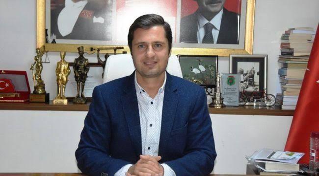 Yücel'den Başkan Serdar Aksoy'a Destek