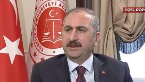 Adalet Bakanı Gül; İnfaz Düzenlemesi Bu Hafta Meclise Gelecek