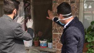 AK Parti İzmir Gençlik Kolları'ndan 'Komşuluk Seferberliği'