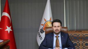 Ak Parti Karşıyaka İlçe Başkanı Çiftçioğlu'ndan Açıklama