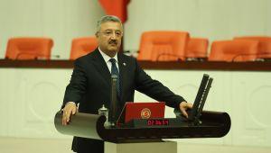 AK Parti'li Nasır: Devlet Her Türlü Önlemi Aldı,Vatandaşımız Duyarlı Davranmalı