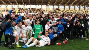 Altay Süper Lig Hedefini Perçinledi