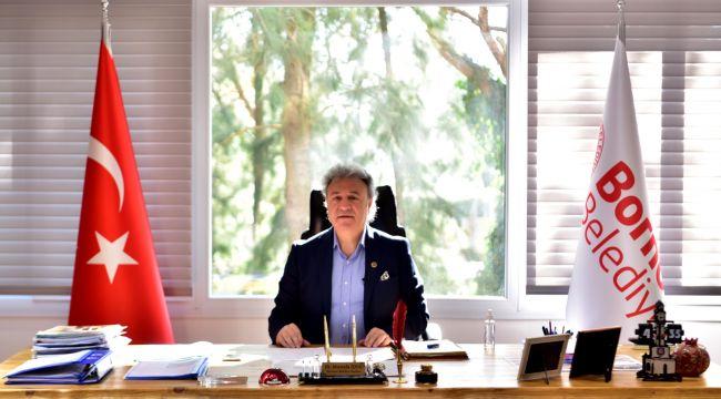 """Başkan İduğ'dan uyarı: """"Gereksiz atık üretmeyelim"""""""
