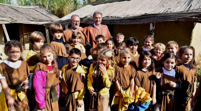 Bornova Kültür Turları başladı