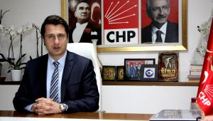 CHP İzmir İl Başkanı yücel,