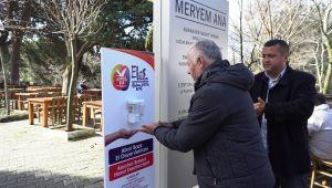 Efes Selçuk'ta Virüslere Karşı Önlem