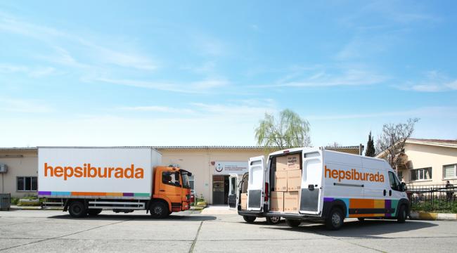 Hepsiburada'dan sağlık çalışanlarına anlamlı destek