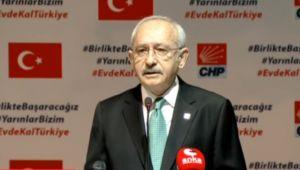 Kılıçdaroğlu'ndan koronavirüs ile mücadele için 13 maddelik çağrı