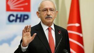 Kılıçdaroğlu: Sokağa çıkma yasağı ve karantina ihtiyacı olduğu açıktır!