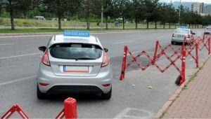 Sürücü kursu sınavları ertelendi