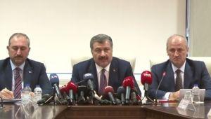 Türkiye'de Koranavirüs Vaka Sayısı 5'e Çıktı