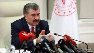 Türkiye'de Toplam Vaka Sayısı 5 Bin 698 Kişi, Can Kaybı 92 Oldu