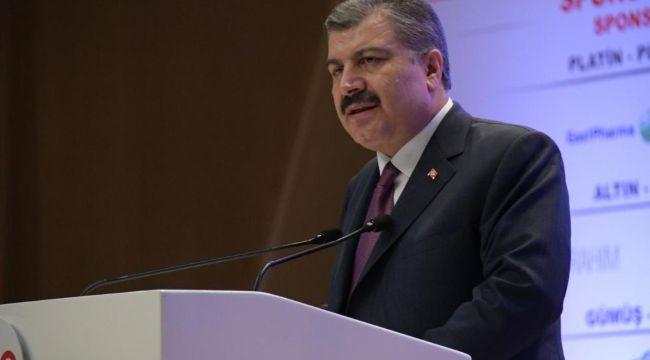 Türkiye'de Vaka Sayısı 2 Bin 433 Oldu