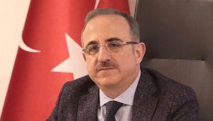 """AK Parti İzmir İl Başkanı Kerem Ali Sürekli, """"Çatışmanın kimseye faydası yok!"""""""
