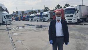 CHP'li Polat: Gümrüklerde fiziksel temas en aza indirilmeli