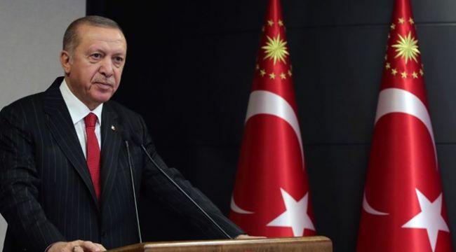 Cumhurbaşkanı Erdoğan: İstanbul'da 2 salgın hastanesi yapılacak